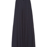 Tibi - Broderie anglaise cotton midi dress