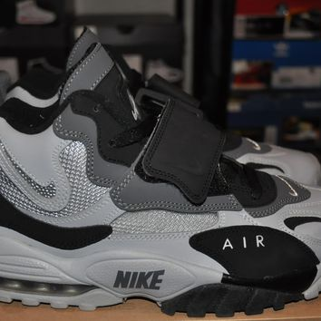 "Nike Air Max Speed Turf ""Raiders"" Sz 8.5"