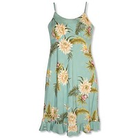 mountain hawaiian kamalii dress