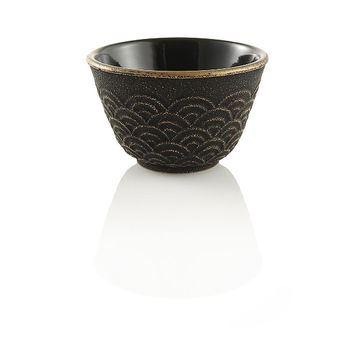 Wave Japanese Cast Iron Tea Cup at Teavana | Teavana