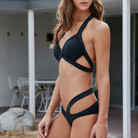 LA Hearts Harness Bralette Bikini Top at PacSun.com