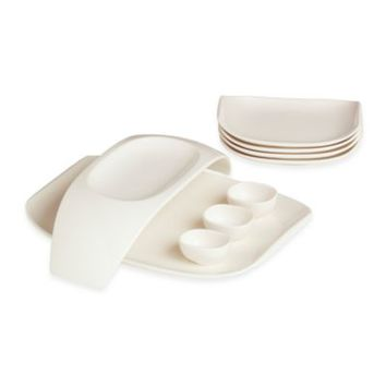 Villeroy & Boch Urban Nature 9-Piece Appetizer Serving Set