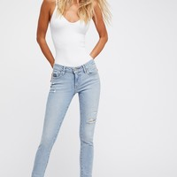 Free People Levi's 711 Skinny Jeans