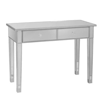Harper Blvd Dalton Mirrored Accent Table | Overstock.com Shopping - The Best Deals on Coffee, Sofa & End Tables
