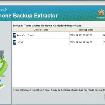 iPhone Backup Extractor 5.8.3.472 Crack Full Version Keygen