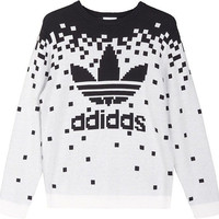 """Adidas"" Fashion Knit Pullover Tops Sweater"