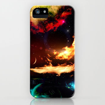 Deep Space 2 - for iphone iPhone & iPod Case by Simone Morana Cyla