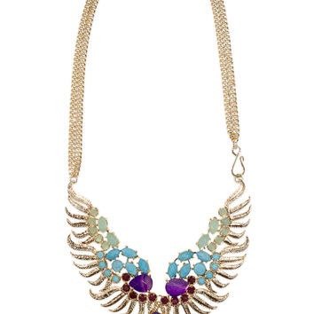Kendra Scott Fenton Phoenix Necklace