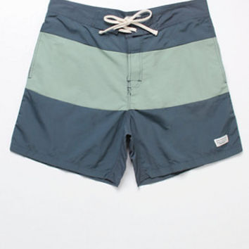Modern Amusement Colorblock Pieced Boardshorts at PacSun.com