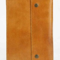 Oh Snap Leather Journal-
