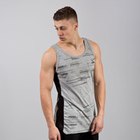 King Apparel - Glitch Vest - Grey