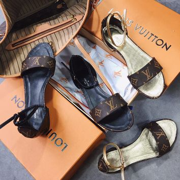 Louis Vuitton LV Fashion Sandals