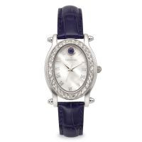 Croton Balliamo Iolite September/Royal Blue Strap -ww