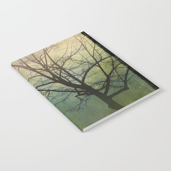 Once pon a time a park in Barcelona Notebook by Victoria Herrera