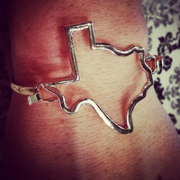 HOME GROWN TEXAS BANGLE