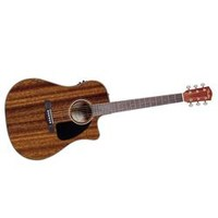 Fender CD60CE All Mahogany Acoustic Electric Guitar | GuitarCenter