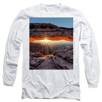 Mesa Arch Sunburst - Long Sleeve T-Shirt