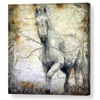 Whispers Across the Steppe Acrylic Print