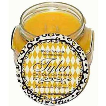 Tyler Candles - Mango Tango Scented Candle - 11 Ounce 2 Wick Candle