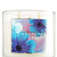 14.5 oz. 3-Wick Candle Moonlight Path