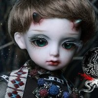 Hupo, 26cm Loong Soul Doll - BJD Dolls, Accessories - Alice's Collections