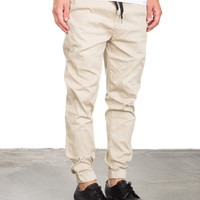 Bedford Jogger - Taupe