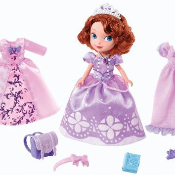 Disney Sofia The First Sofia's Royal Fashion Doll with Gown