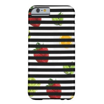 Tropical Fruits Barely There iPhone 6/6s case
