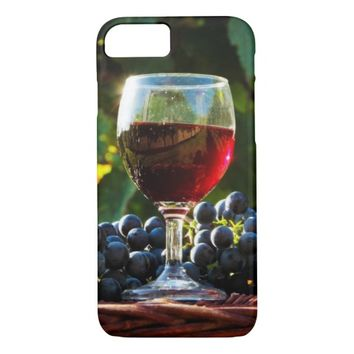 Wine Lovers iPhone 7 Case