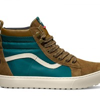 Vans Vault SK8-Hi MTE LX North Face (Teal/Tan)