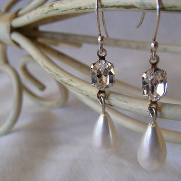 A Sparkly Drop by Passionflower Jewellery Designs