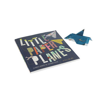 crewcuts Girls Little Paper Planes Book
