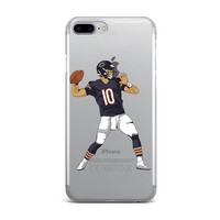 MITCH TRUBISKY BEARS CUSTOM IPHONE CASE
