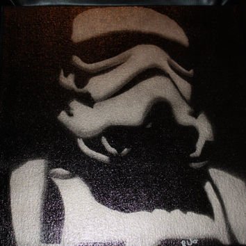 Star Wars stencil spray paint (individual)
