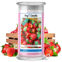 Strawberry Fields | Ring Candle®