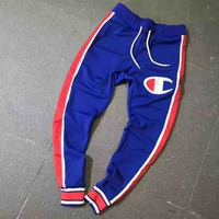 """Champion""Women Fashion Print Sport Stretch Pants Trousers Sweatpants I-A-XYCL"