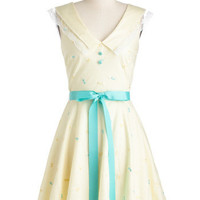 Butterfly with Me Dress | Mod Retro Vintage Dresses | ModCloth.com