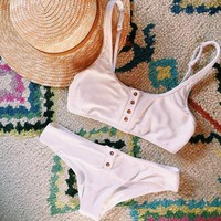 Vivian Cozy Swim Set