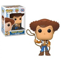 Sheriff Woody Funko Pop! Disney Toy Story 4