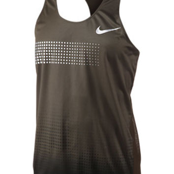 Nike Men's Distance Singlet Holiday 2013