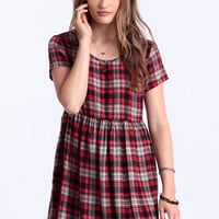 After Class Babydoll Dress
