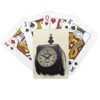 The 10 past 10 Clock Classic Playing Cards
