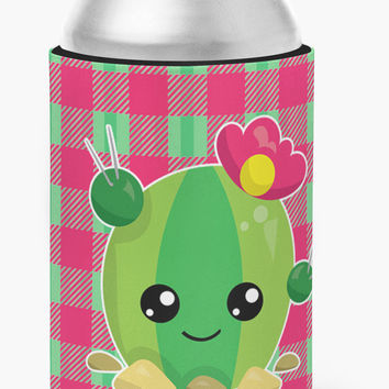 Cactus Peace Out Can or Bottle Hugger BB6849CC