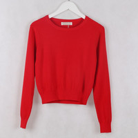 Women's new winter Korean version bottoming sleeved sweater