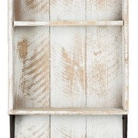 (del)Hutson Designs Reclaimed Wood Shelf with Hooks | Nordstrom