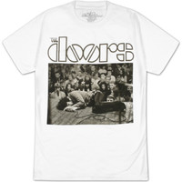 The Doors - Floor T-Shirt at AllPosters.com