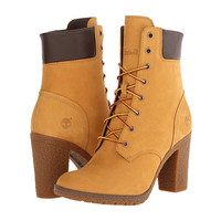 "Timberland Earthkeepers® Glancy 6"" Boot Wheat Nubuck - Zappos.com Free Shipping BOTH Ways"