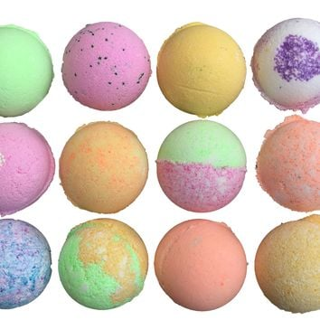 Dozen Bath Bombs