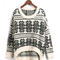 * Free Shipping * Beige Women One Size Sweater MF109 from MaxNina