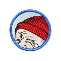 Zissou Patch